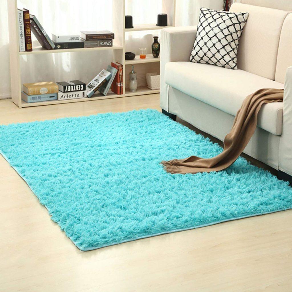 Corak Karpet Tekstur Bulu