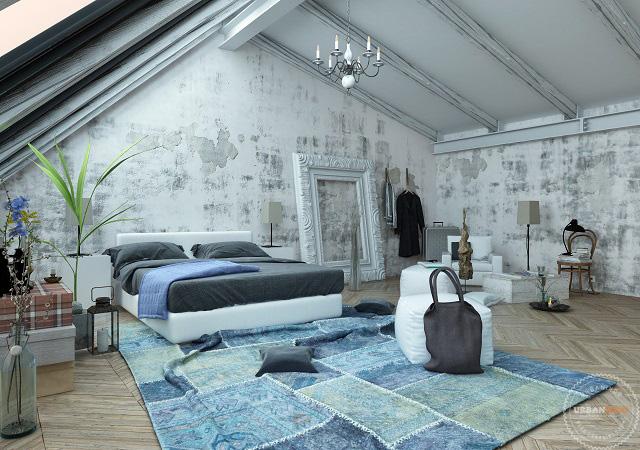 Corak Karpet Untuk Mempercantik Kamar Tidur