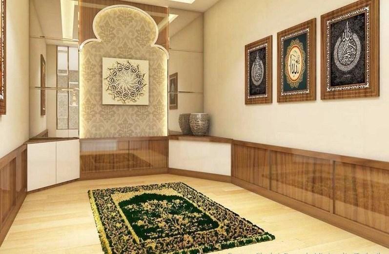 Ruang Ibadah di Kantor