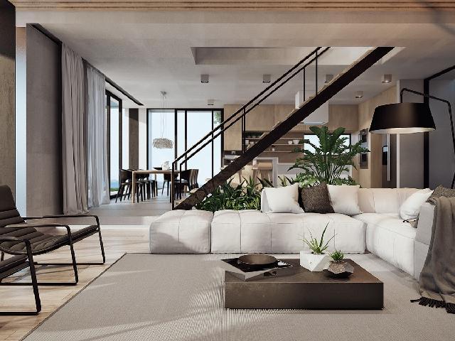 Interior Bernuansa Modern